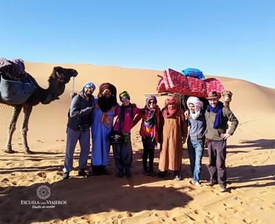 Despedida del Sáhara