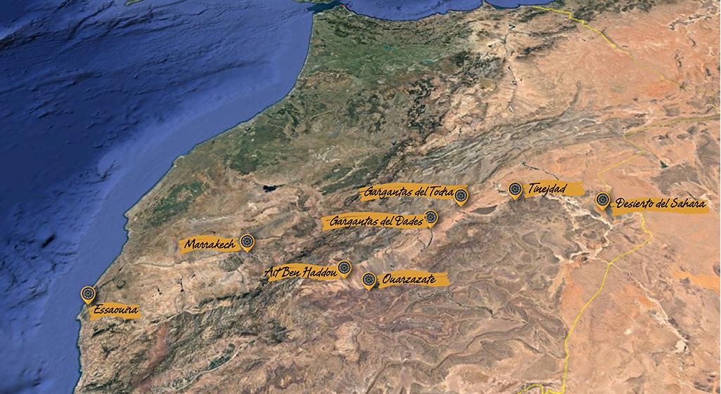 viajes para grupos a marruecos, viajes para grupos desierto del sahara, viaje organizado al desierto del sahara